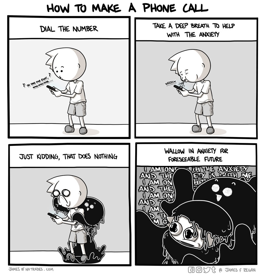 Phone calls may take 1 to 120 hours to be made.